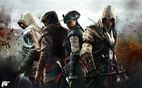 Assassin 's Creed 3 HD Fonds d'écran