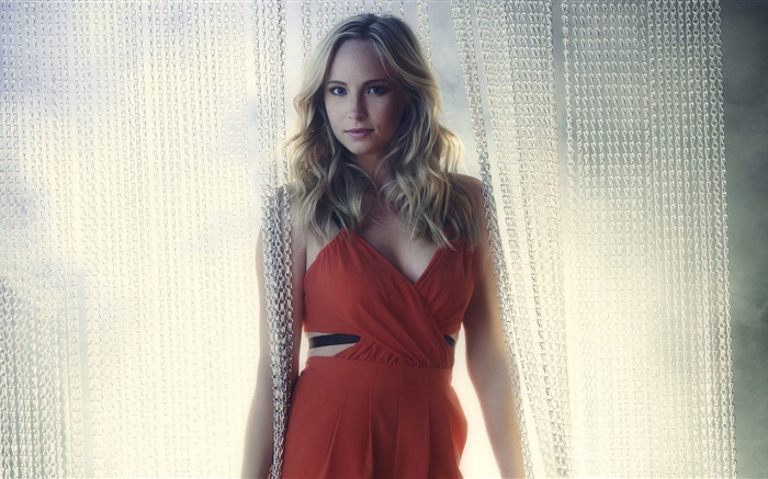 Candice Accola 07 Fonds d'écran, image