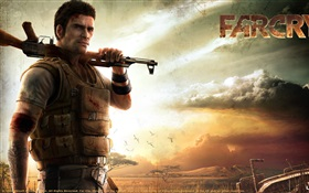 Far Cry 2, jeu PC HD Fonds d'écran