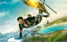 Just Cause 3, jeu de PC HD Fonds d'écran