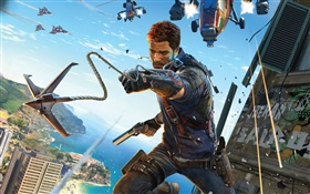 Just Cause 3 HD Fonds d'écran