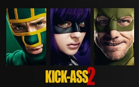 Kick Ass 2 HD Fonds d'écran