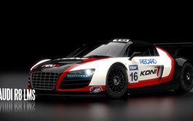 Need for Speed, Audi R8 LMS HD Fonds d'écran