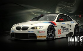 Need for Speed, BMW M3 GT2 HD Fonds d'écran