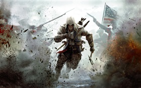 Jeu PC, Assassin Creed 3 HD Fonds d'écran