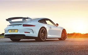 Porsche 911 GT3 UK-spec supercar HD Fonds d'écran
