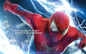 The Amazing Spider-Man 2, film grand écran HD Fonds d'écran