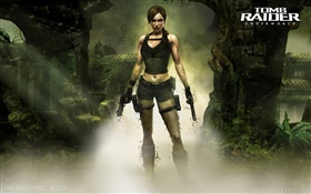 Tomb Raider: Underworld, belle fille HD Fonds d'écran