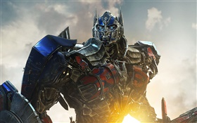 Transformers: L'Âge de l'extinction, Optimus Prime HD Fonds d'écran