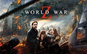 World War Z HD Fonds d'écran
