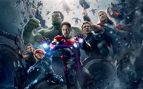 2,015 film, Avengers: Age of Ultron HD Fonds d'écran