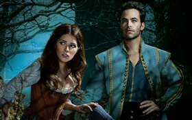 Anna Kendrick, Chris Pine, Into the Woods
