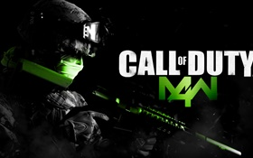 Call of Duty: MW 4, jeu PC HD Fonds d'écran