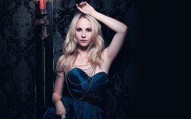 Candice Accola 12 HD Fonds d'écran