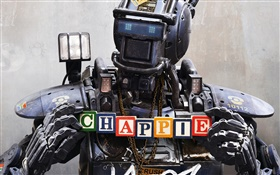 Chappie 2,015 HD Fonds d'écran