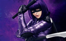Chloe Moretz, Kick-Ass 2 HD Fonds d'écran