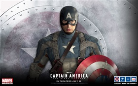Chris Evans, Captain America HD Fonds d'écran