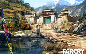 Far Cry 4, le Tibet HD Fonds d'écran
