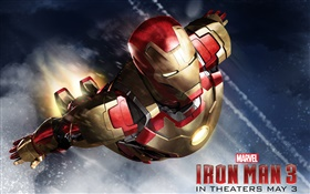 Iron Man 3, le film 2013 HD Fonds d'écran