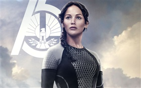 Jennifer Lawrence, The Hunger Games: Catching Fire HD Fonds d'écran