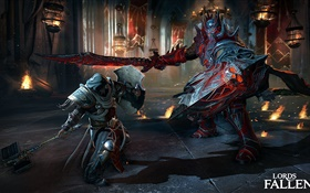 Lords of the Fallen, Jeu PC HD Fonds d'écran