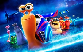 Turbo, film d'animation HD Fonds d'écran