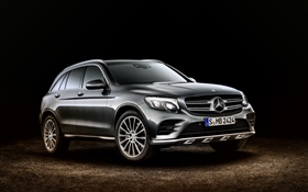 2 015 voitures Mercedes-Benz GLC 350 4MATIC