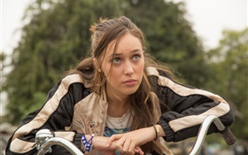 Craignez The Walking Dead, Alycia Debnam Carey HD Fonds d'écran