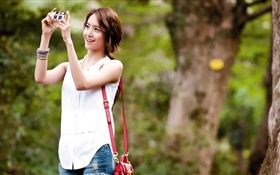 Girls Generation, Lim YoonA 14 HD Fonds d'écran