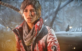 Rise of the Tomb Raider, jeu PC HD Fonds d'écran