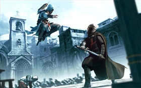 Assassin 's Creed, assassiner HD Fonds d'écran