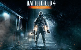 Battlefield 4, Bad Games, soldat HD Fonds d'écran
