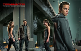 Fox série TV, Terminator: The Sarah Connor Chronicles