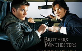 Supernatural, la série CW TV