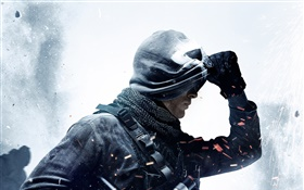 Call of Duty: Ghosts, soldat HD Fonds d'écran