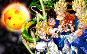 Dragon Ball Z HD Fonds d'écran