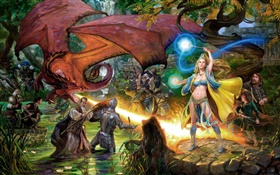 EverQuest, art du jeu images HD Fonds d'écran