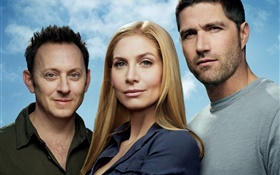 Michael Emerson, Elizabeth Mitchell, Matthew Fox, Perdu