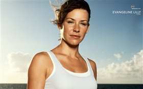 Evangeline Lilly comme Kate dans Lost