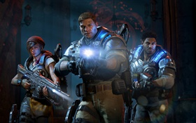 Gears of War 4, jeux Xbox HD Fonds d'écran