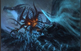 Jeux de Warcraft, blizzard, Heroes of the Storm HD Fonds d'écran
