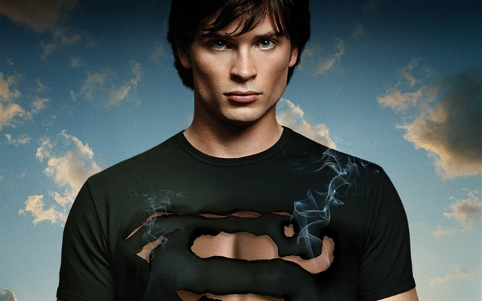 Superman, série télé, Tom Welling Fonds d'écran, image